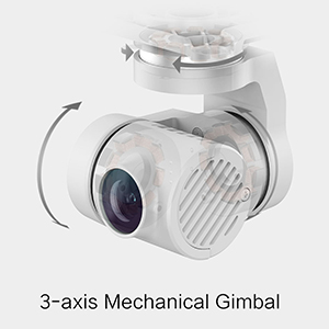 3-axis Mechanical Gimbal