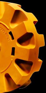 heavy-duty-series-soft-rubber-eraser-wheel-on-a-black-background