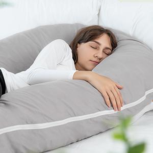 65 inch pregnancy pillow
