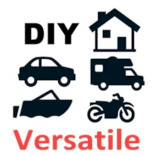 Versatile 12VDC DIY HOME AUTO RV MOTORCYCLE