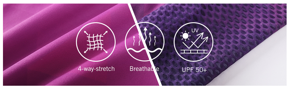 Breathable Mesh Design