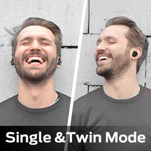 Single &Twin Mode