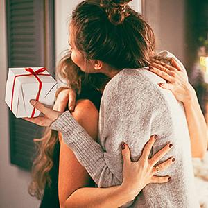 Wine Gift Ideas for Her, Bestie, BFF, Unbiological, Soul Sister, Girlfriend