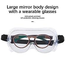 Anti Fogg Glasses