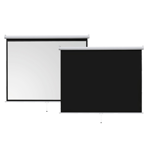 Celexon Basic Pantalla manual mural 240 x 240, formato 1:1: Amazon ...