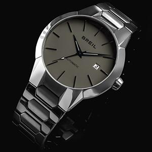 orologio uomo;automatico;gun;new one;acciaio;breil