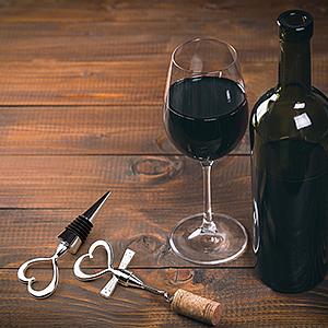 wine stopper opener