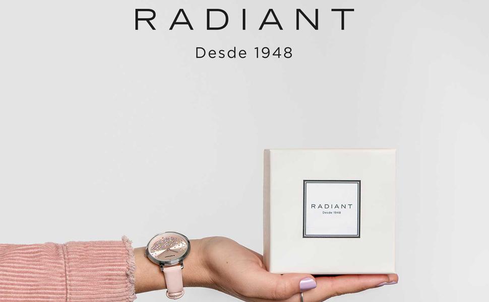 radiant, historia