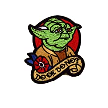 Star Wars Patch for Jacket 12pcs Military Morale Sew On//Iron On Patches Clothes Dress DIY Accessory 1 Set