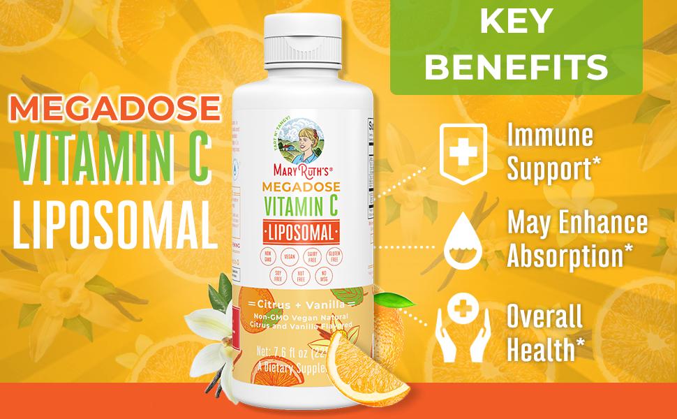Megadose Vitamin C Liposomal