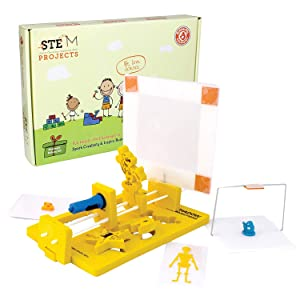 Butterflyfields FUN WITH SHADOWS STEM Toy for Boys Girls 4 5 6 Years