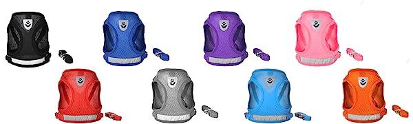 8 Colors & 5 Sizes