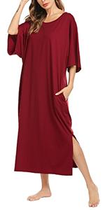 Womens Round Neck/V Neck Loungewear