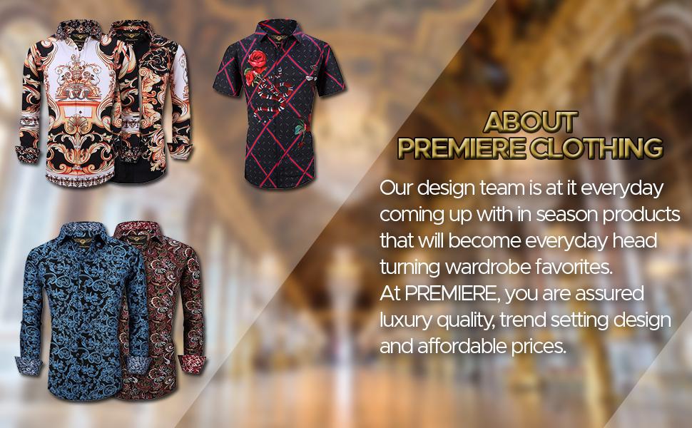Premiere Dress Shirts