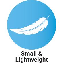 lightweight small insulin cooler