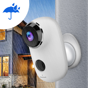 Flashandfocus.com ed841c0f-bdd8-4bc2-8d04-1b294f9108f1.__CR0,0,300,300_PT0_SX300_V1___ Wireless Outdoor Security Camera, KAMTRON 1080P Home Security Rechargeable Battery Powered Camera 2.4G WiFi with Night…