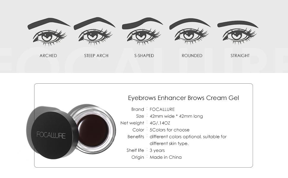 Waterproof Long Lasting Liner Makeup/Lightweight Creamy/Defines Natural Sculpts CRUELTY-FREE