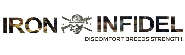 Iron logo banner