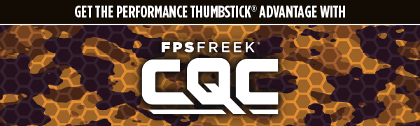 kontrolfreek cqc performance thumbstick ps4 xbox one contoller joystick