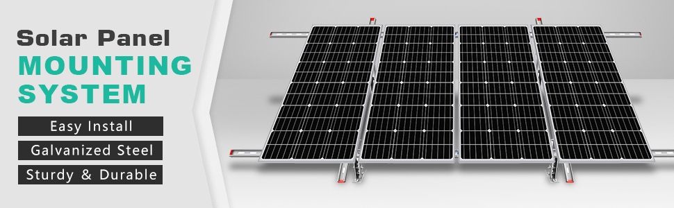 solar panel mounting system