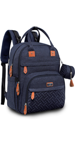 The Ideal Diaper Bag Backpack