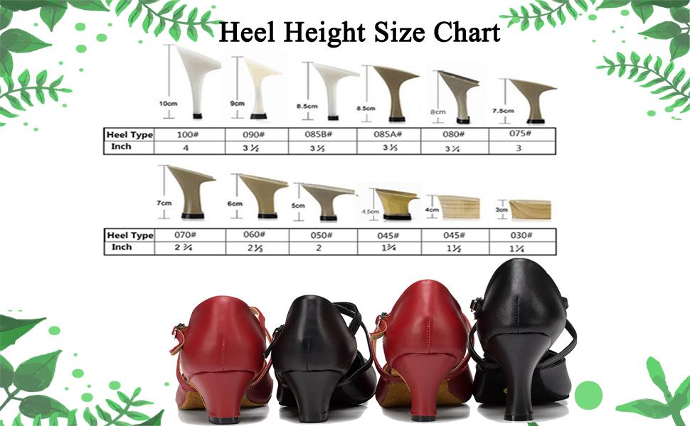 dance heels for women