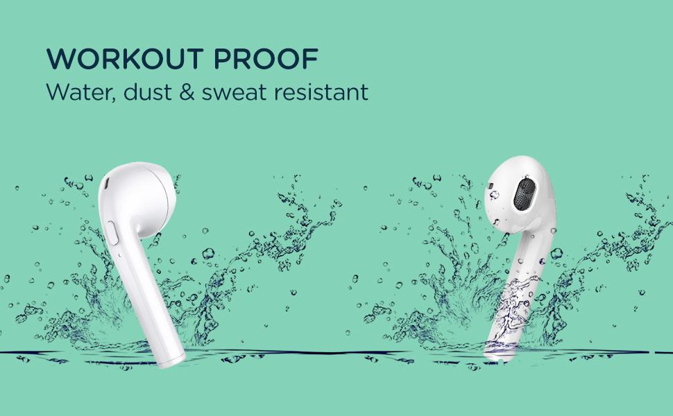 Waterproof, Dust proof, sweat proof
