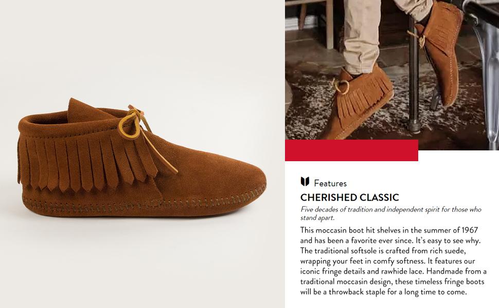moccasin padded size soft softsole sole suede warm western wide width women minnetonka moc mocc
