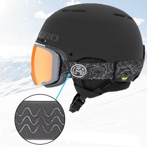 Antivaho M/áscara de Esqu/í Lentes Esf/éricas Dobles Gafas de Snowboard UV400 Protecci/ón OTG Ski Goggles Casco Compatible para Hombres y Mujeres J/óvenes LEMEGO Gafas de Esqu/í