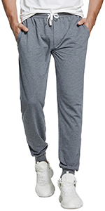 mens grey sweatpants