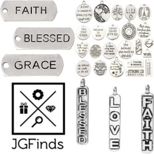 JGFinds Message Charms