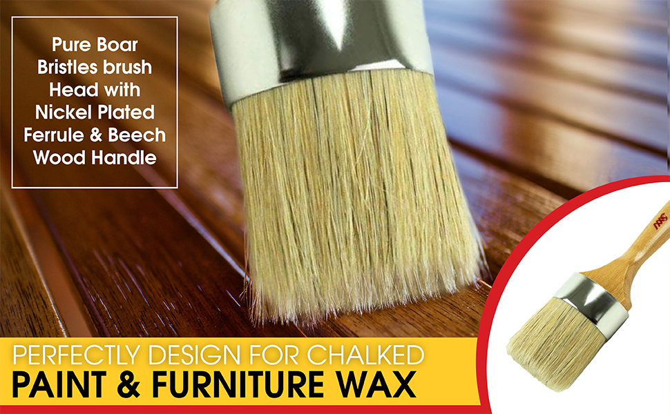 chalk paint wax brush 5