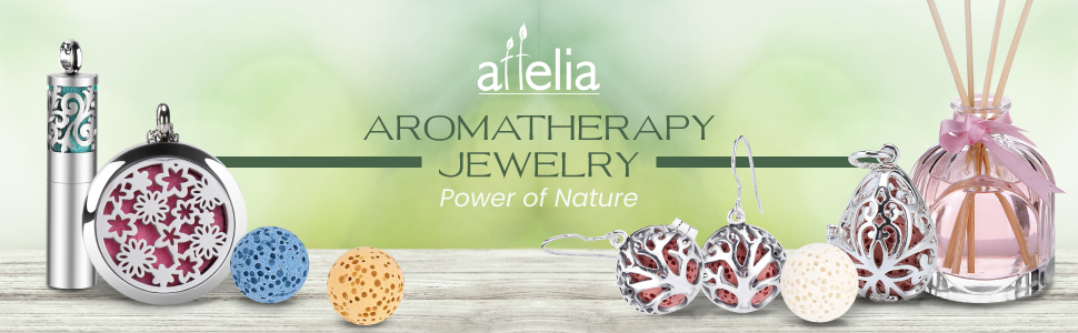 Attelia Aroma jewelry banner