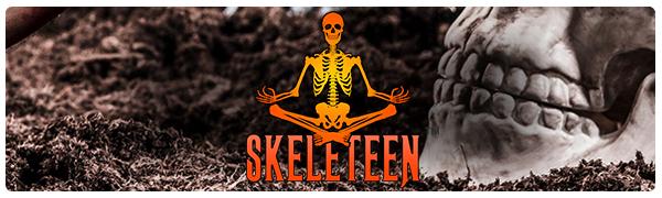 Skeleteen Hallween Costumes Accessories