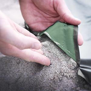 sand pocket