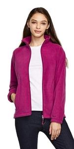 Full Zip Polar Fleece Jacket
