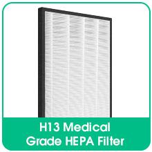 H13 Medical Grade HEPA Filter