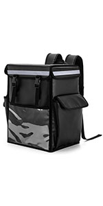 Insulated Food Delivery Backpack