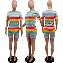 Stripe Activewear