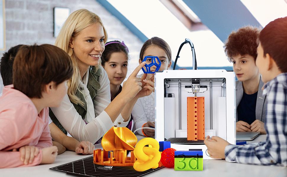 Made 3d printer