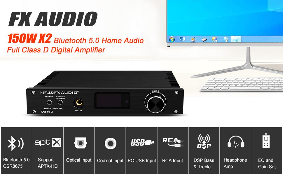full digital class d amplifier