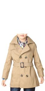 kids dress coat