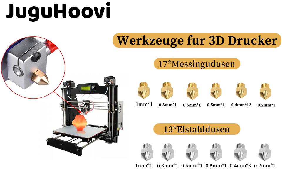 3D Drucker Düse