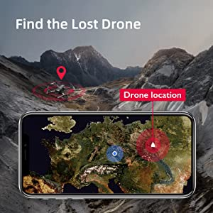 Find the Lost Drone
