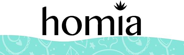 homia logo