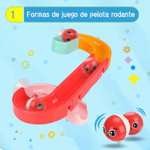 juguetes baño bebe