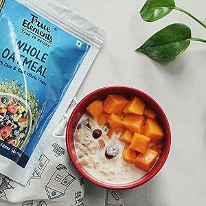 true elements whole oatmeal