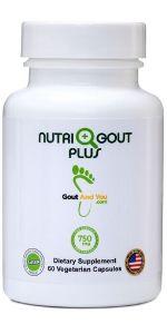 NutriGout Plus Uric Acid Supplement