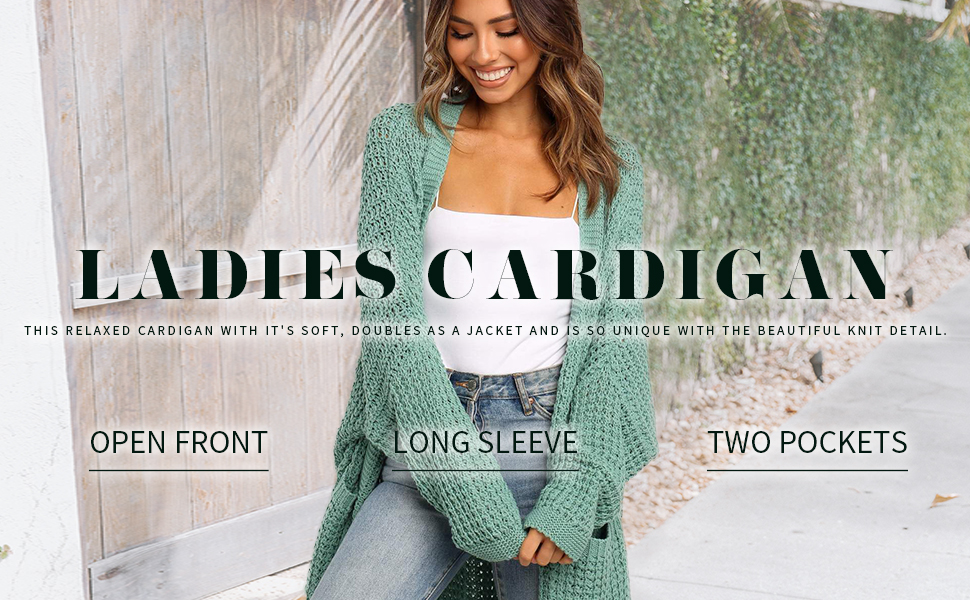 cardigan sweaters for women