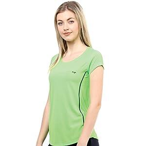 neon coloured t shirt for women